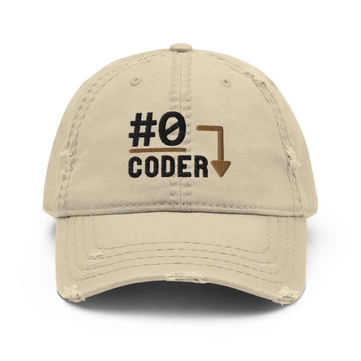 #0 Coder Hat