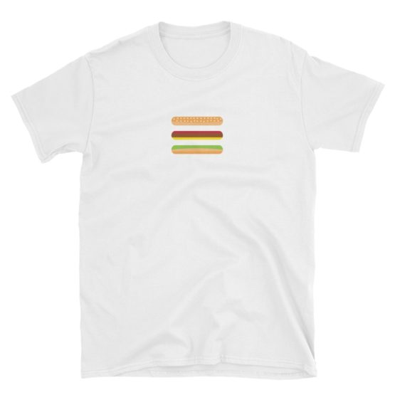 Hamburger Menu T-Shirt