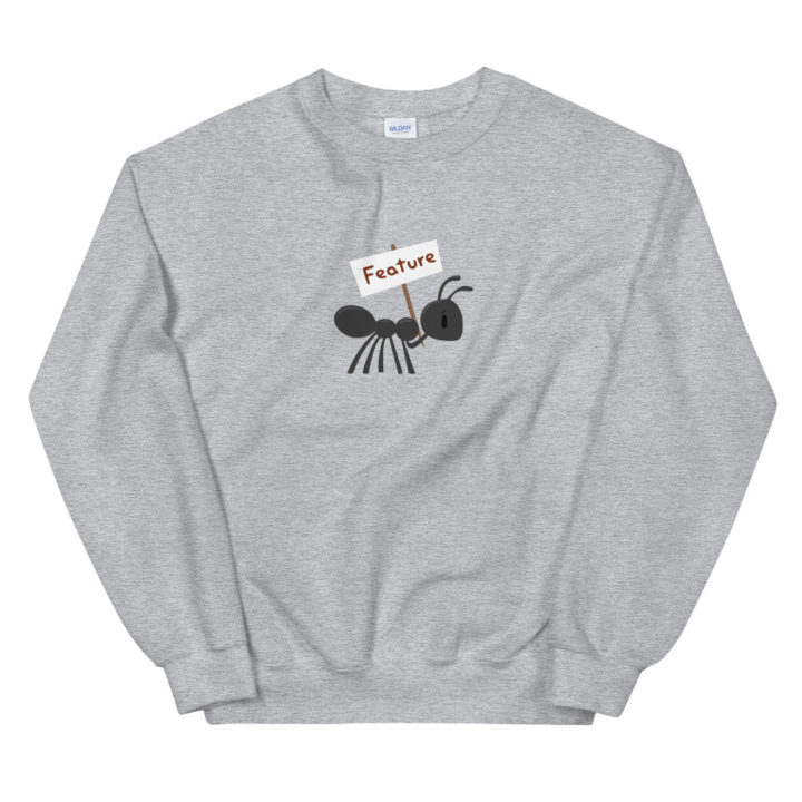 Bug Feature Sweatshirt