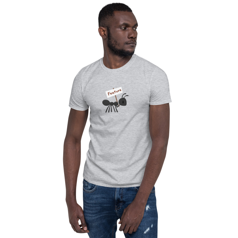 Bug Feature T-Shirt Mens
