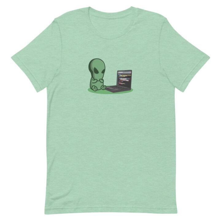 Alien Coding T-Shirt