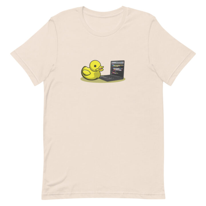 Duck Coding T-Shirt