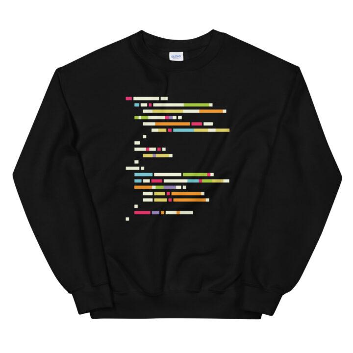 Code Block Sweater